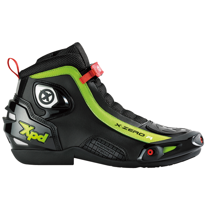 X-ZERO R 車靴(螢石綠)