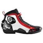【XPD】X-ZERO R 車靴(白/紅)