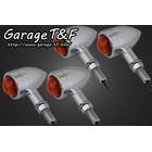 【Garage T&F】Slit Rocket方向燈(四個一組)普通型支架F