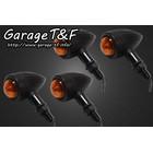 【Garage T&F】Moon 方向燈