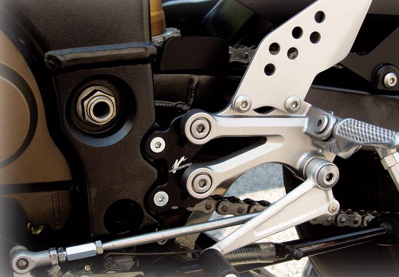 【Valter Moto Components】腳踏後移套件 - 「Webike-摩托百貨」