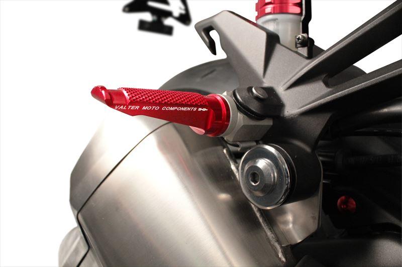 【Valter Moto Components】後腳踏桿 - 「Webike-摩托百貨」