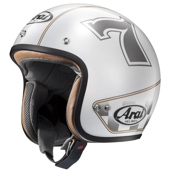 Arai:アライ CLASSIC MOD CAFE RACER (カフェレーサー) ヘルメット ...