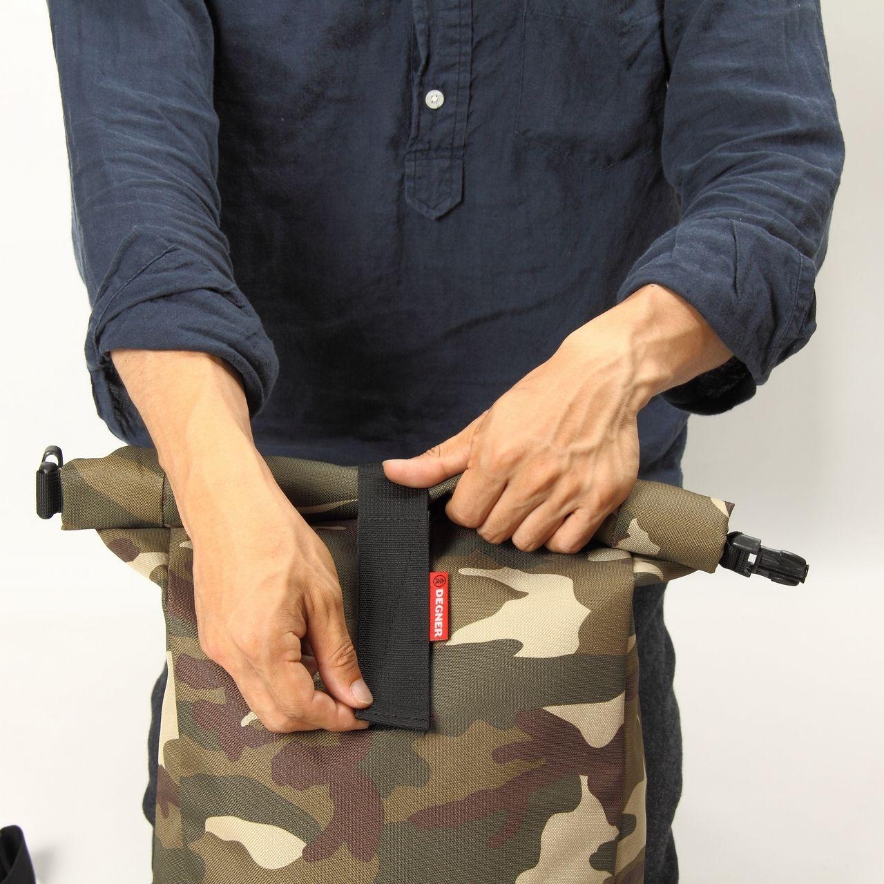 【DEGNER】3防水包 - 「Webike-摩托百貨」