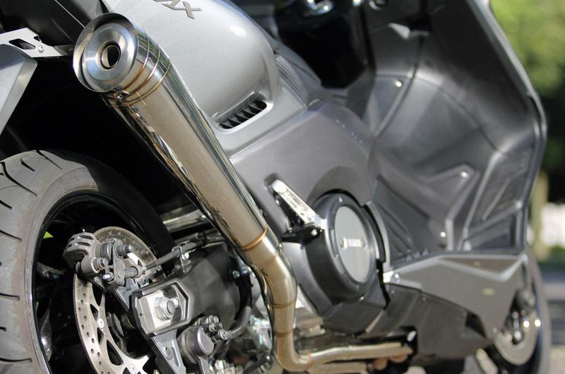 Pure sports 擴音型全段排氣管