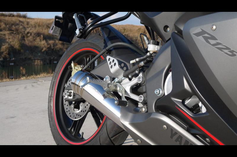 【SP忠男】Pure sports全段式排氣管  - 「Webike-摩托百貨」