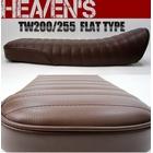 【HEAVENS】Flat坐墊Tuck Roll毛毛蟲型