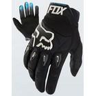 【FOX】短手套 BLACK