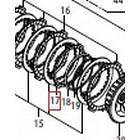 SP TAKEGAWA [Repair Parts] Clutch Friction Disc B