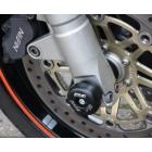 【GSG MOTOTECHNIK】GSG VTR1000F 前軸保護滑塊 (防倒球)