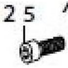 【SP武川】【維修用零件】短頭內六角螺絲