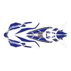 【MDF】車種別 圖形貼紙套件 MT07 Strobe Blue
