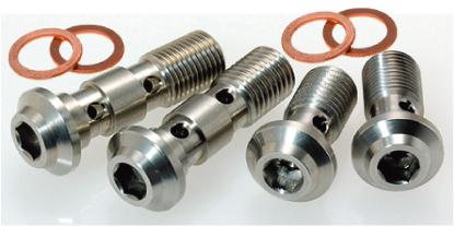 【N PROJECT】不銹鋼空心油管螺絲 P1.25 (S) - 「Webike-摩托百貨」