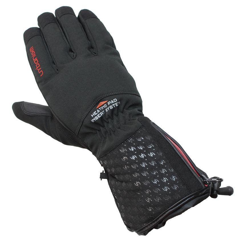 【urbanism】防寒防水 加熱口袋型 手套