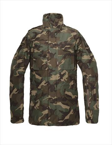 M-65迷彩騎士外套