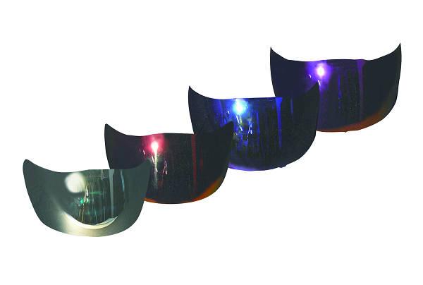 【POWERAGE】POWERSHIELD CX-1V  陶瓷鏡面鏡片 - 「Webike-摩托百貨」