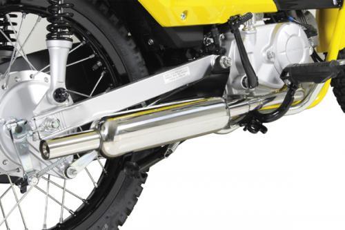 【SP武川】P-SHOOTER排氣管(Cabton型式) - 「Webike-摩托百貨」