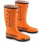 【KTM】DIRT-O-METER RUBBER BOOTS (橡膠車靴)