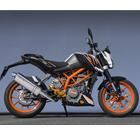 【YAMAMOTO RACING】slip-on排氣管尾段 不銹鋼