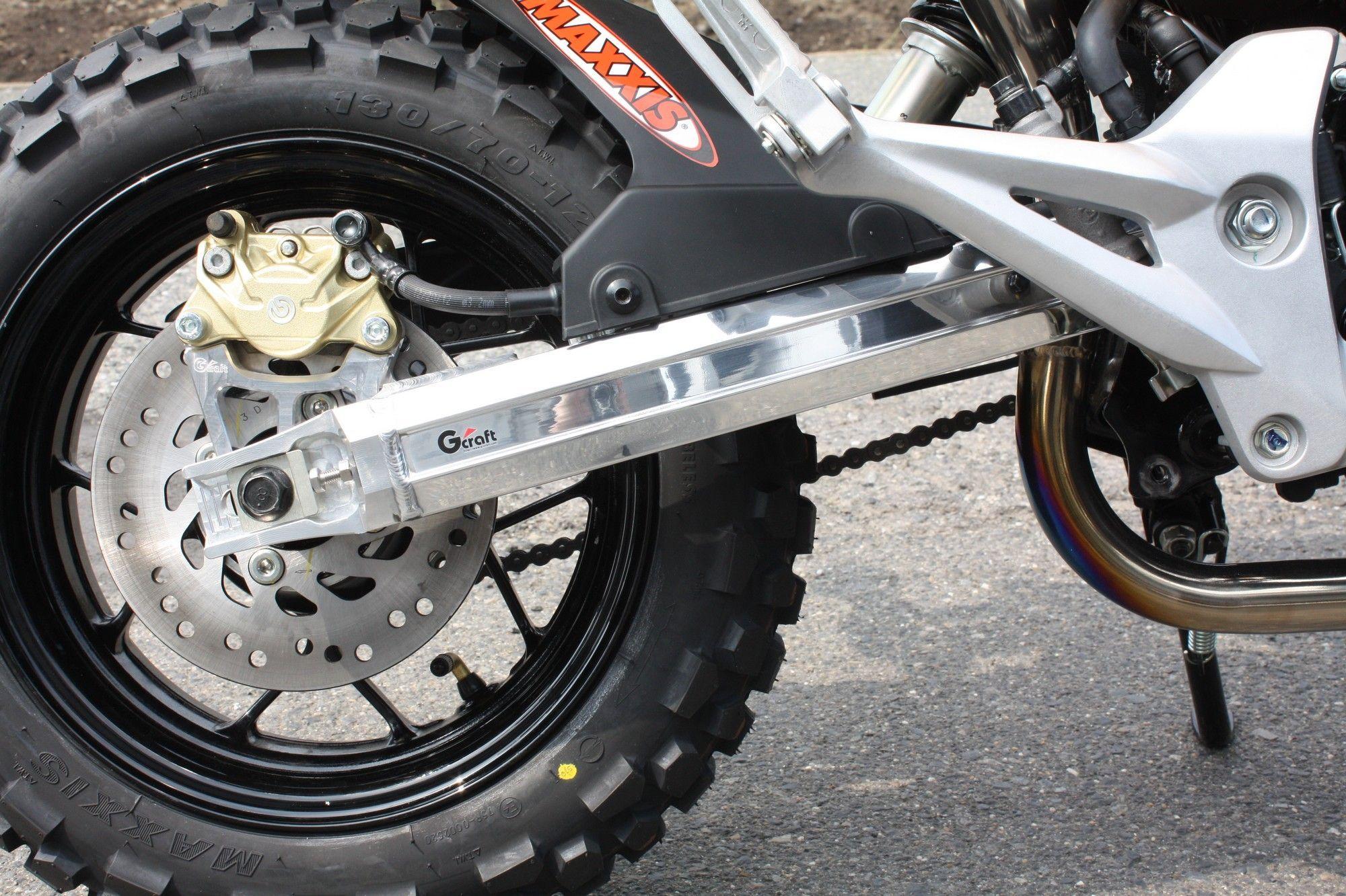 【G-Craft】GROM專用標準型後搖臂 (附平衡支架) - 「Webike-摩托百貨」