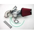 MINIMOTO.MIKUNI VM22 化油器&Racing 空氣濾芯組 (45度).商品編號:3722
