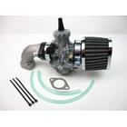 MINIMOTO.MIKUNI VM24 化油器&橢圓型空氣濾芯組.商品編號:3726