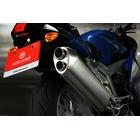 【MOTO CORSE】Evoluzione 鈦合金排氣管尾段