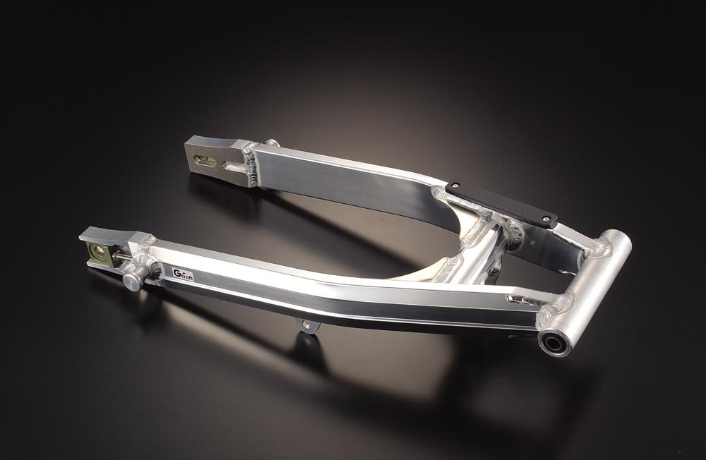 NS-1輪框用MONO SHOCK多角型後搖臂 加長10cm