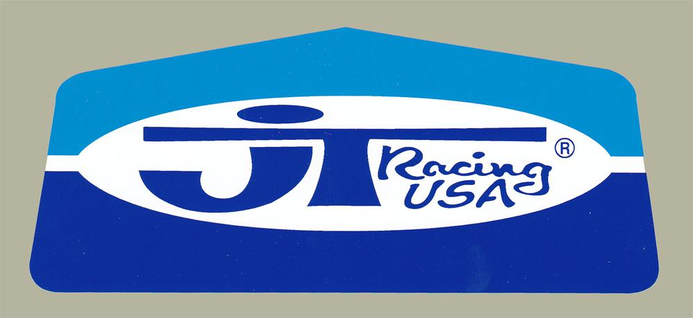 JT Racing 80S 貼紙