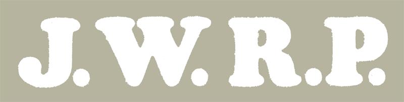 J.W.R.P. Die-Cut 貼紙