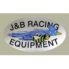 【HollyEquip】J&B Racing 貼紙