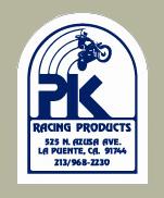 PK Racing 貼紙