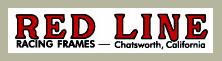 【HollyEquip】RED LINE Swingarm 貼紙 - 「Webike-摩托百貨」