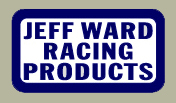 JEFF WARD Racing Products 貼紙