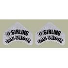 【HollyEquip】GAS GIRLING 貼紙組