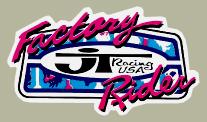 JT Factory Rider 貼紙