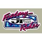 【HollyEquip】JT Factory Rider 貼紙