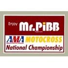 【HollyEquip】Mr.PiBB Motocross 貼紙