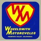 【HollyEquip】Wheelsmith Motorcycles 貼紙