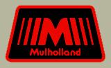 【HollyEquip】Mulholland Shock 貼紙 - 「Webike-摩托百貨」