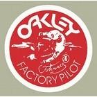 【HollyEquip】Oakley Factory Pilot Johnny O 貼紙