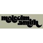 【HollyEquip】Malcolm Smith Die-Cut 貼紙