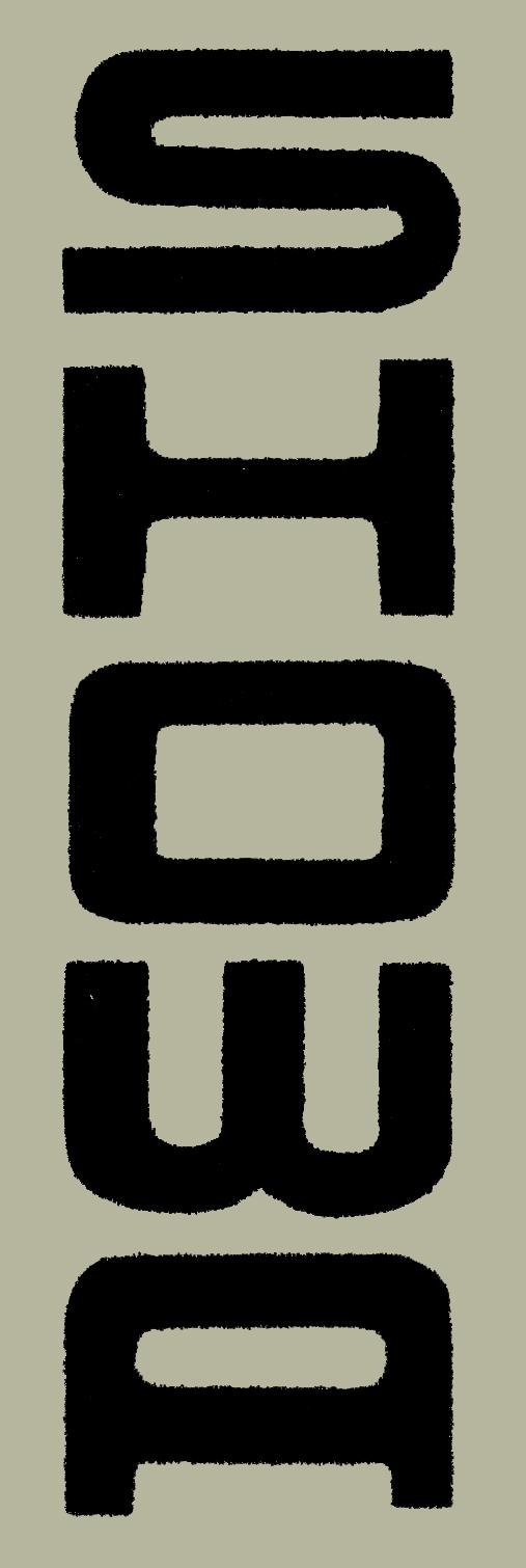 SHOWA Die-Cut 貼紙