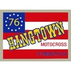 【HollyEquip】1976 HANG TOWN Flag 貼紙