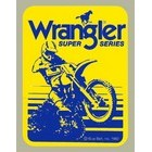 【HollyEquip】Wrangler Super Series 貼紙