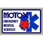 【HollyEquip】Moto-X FOX Medical Services 貼紙