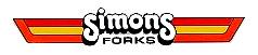 Simons Fork 前叉貼紙