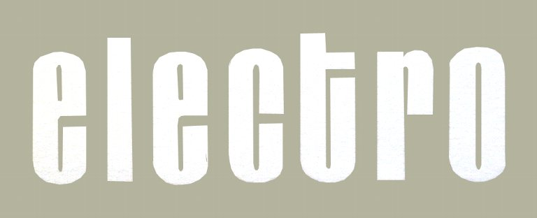 Electro Helmet Die-Cut 貼紙