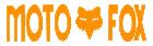 Moto-X FOX Die-Cut 貼紙