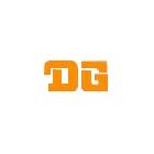 【HollyEquip】DG Gold Swingarm貼紙